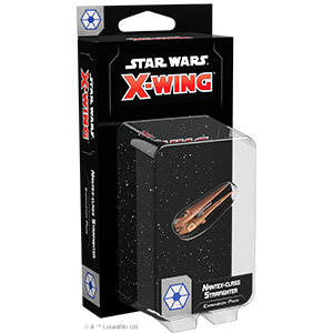 Star Wars X-Wing: Nantex-class Starfighter Expansion Pack