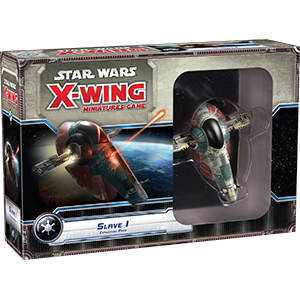 Star Wars X-Wing: Slave 1 Expansion Pack