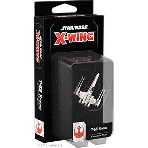 Star Wars X-Wing: T-65 X-Wing Expansion Pack