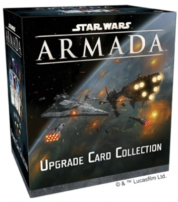 Star Wars Armada: Armada Upgrade Card Collection