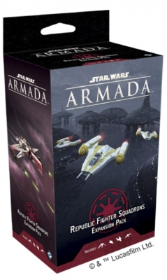 Star Wars Armada: Republic Fighter Squadrons (Clone Wars)
