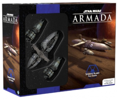 Star Wars Armada: Separatist Alliance Fleet (Clone Wars)