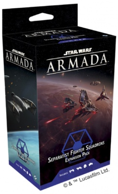 Star Wars Armada: Separatist Fighter Squadrons (Clone Wars)
