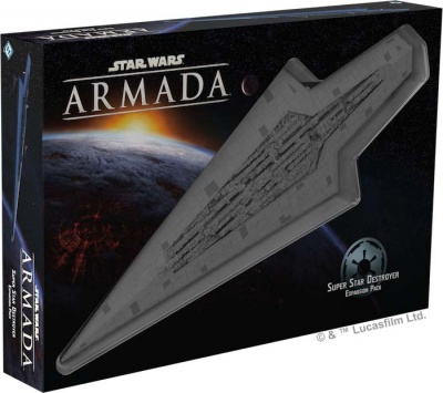 Star Wars Armada: Super Star Destroyer