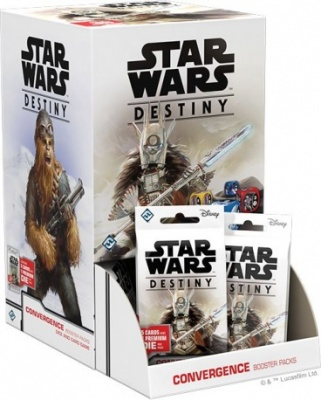 Star Wars Destiny: Convergence Booster Box