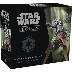Star Wars Legion: 74-Z Speeder Bikes Unit