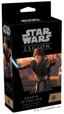 Star Wars Legion: Anakin Skywalker Commander