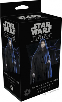Star Wars Legion: Emperor Palpatine Commander
