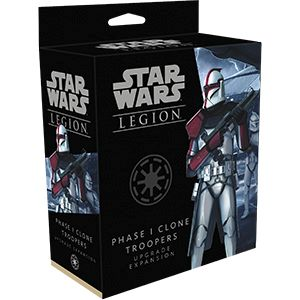 Star Wars Legion: Phase I Clone Troopers UPGRADE (Clone Wars)