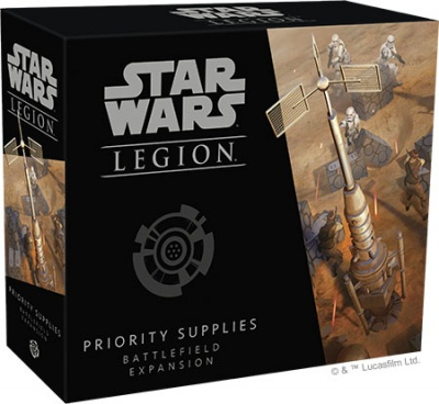 Star Wars Legion: Priority Supplies Battlefield