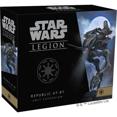 Star Wars Legion: Republic AT-RT Unit Expansion (Clone Wars)