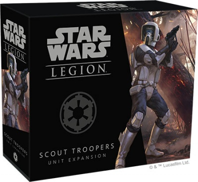 Star Wars Legion: Scout Troopers Unit