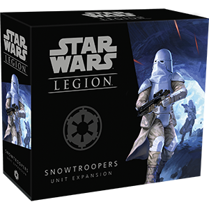 Star Wars Legion: Snow Troopers Unit
