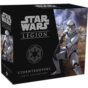 Star Wars Legion: Stormtroopers Unit