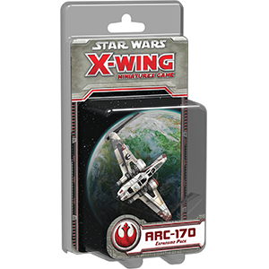 Star Wars X-Wing: ARC-170 Expansion Pack
