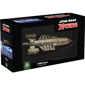 Star Wars X-Wing: C-ROC Cruiser (2nd Edition)
