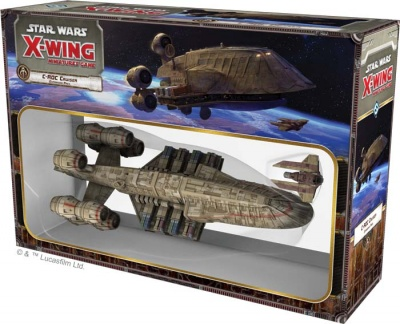 Star Wars X-Wing: C-ROC Cruiser (1st Edition)