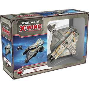 Star Wars X-Wing: Ghost Expansion Pack