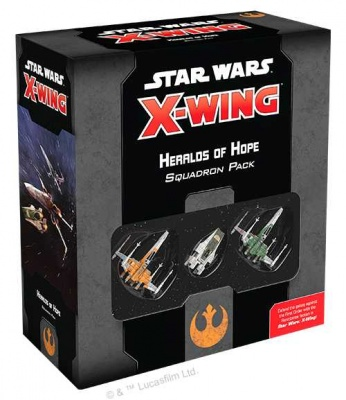 Star Wars X-Wing: Heralds of Hope Squadron