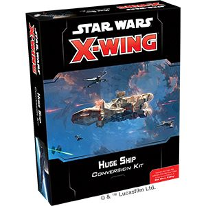 Star Wars X-Wing: Huge Ship Conversion Kit