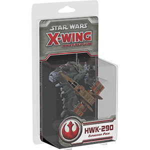 Star Wars X-Wing: HWK-290 Expansion Pack