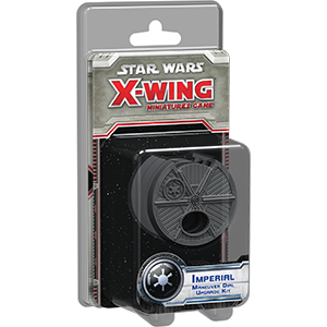 Star Wars X-Wing: Imperial Maneuver Dial Upgrade Kit
