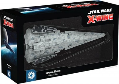 Star Wars X-Wing: Imperial Raider