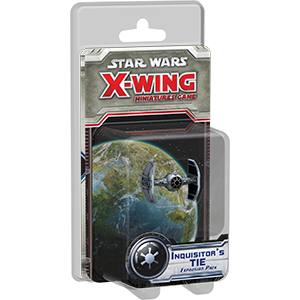 Star Wars X-Wing: Inquisitor's Expansion Pack