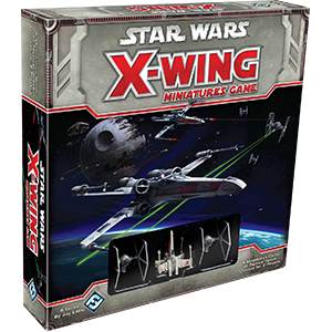 Star Wars X-Wing Miniatures Game (1st Edition)