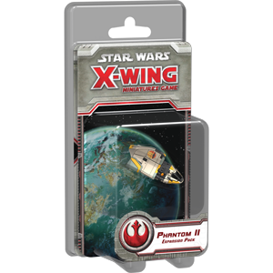 Star Wars X-Wing: Phantom II Expansion Pack