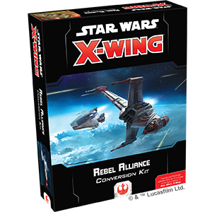 Star Wars X Wing: Rebel Alliance Conversion Kit