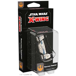Star Wars X-Wing: Resistance Transport Expansion Pack
