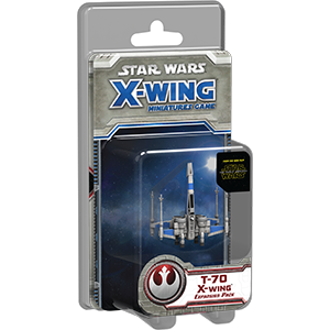 Star Wars X-Wing: T-70 Expansion Pack