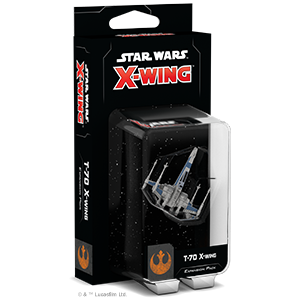 Star Wars X-Wing: T-70 X-Wing Expansion Pack