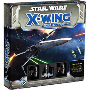 Star Wars X-Wing Miniatures Game (The Force Awakens)