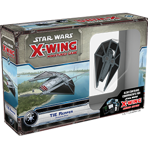 Star Wars X-Wing: TIE Reaper Expansion Pack