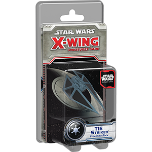 Star Wars X-Wing: TIE Striker Expansion Pack