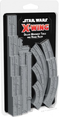 Star Wars X-Wing: Deluxe Templates